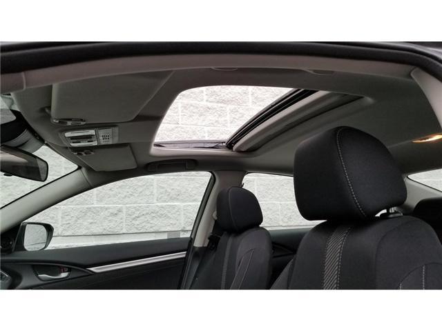 2018 Honda Civic EX (Stk: 18069) in Kingston - Image 10 of 27