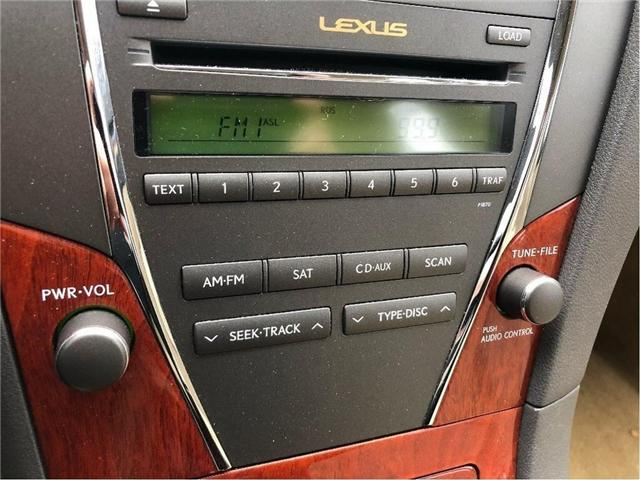 2011 Lexus ES 350 Base (Stk: MU18109A) in St. Catharines - Image 2 of 5