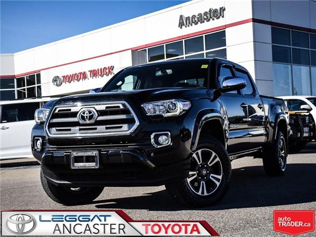 2016 Toyota Tacoma Limited V6 (Stk: D198) in Ancaster - Image 1 of 21