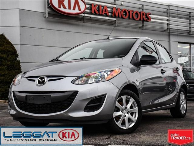 2014 Mazda 2 GX (Stk: W0078) in Burlington - Image 1 of 18