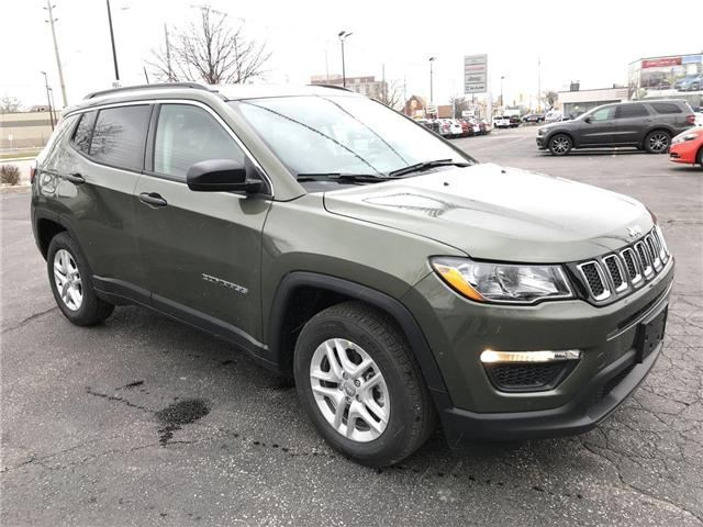 2019 Jeep Compass Sport (Stk: 19500) in Windsor - Image 1 of 11