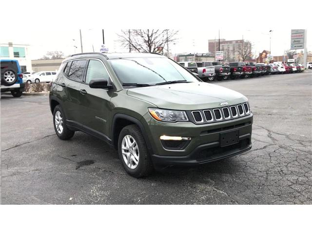 2019 Jeep Compass Sport (Stk: 19500) in Windsor - Image 2 of 11