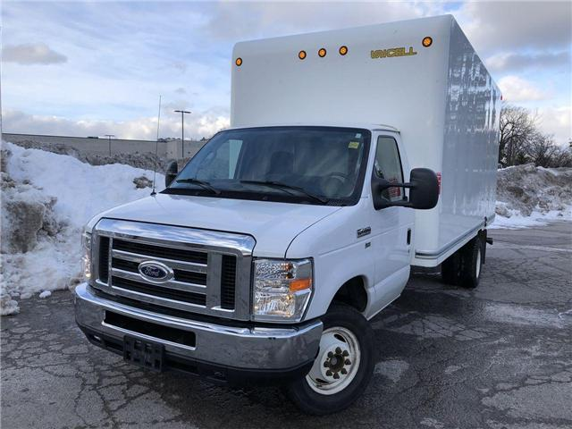 2016 Ford E-450 Cutaway Base (Stk: P8632) in Barrie - Image 1 of 30