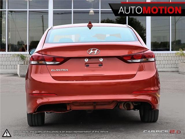 2017 Hyundai Elantra Limited (Stk: 181175) in Chatham - Image 7 of 27