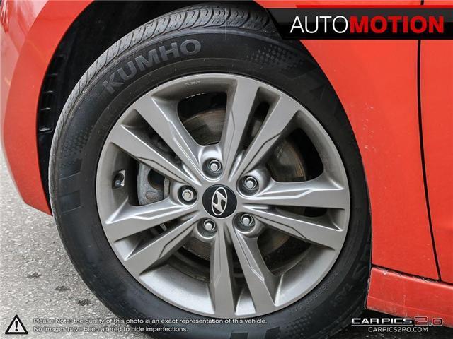 2017 Hyundai Elantra Limited (Stk: 181175) in Chatham - Image 8 of 27