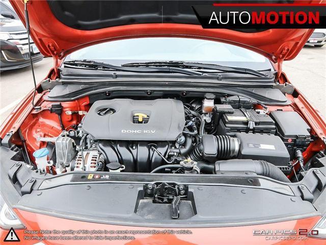 2017 Hyundai Elantra Limited (Stk: 181175) in Chatham - Image 10 of 27
