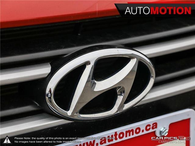 2017 Hyundai Elantra Limited (Stk: 181175) in Chatham - Image 11 of 27