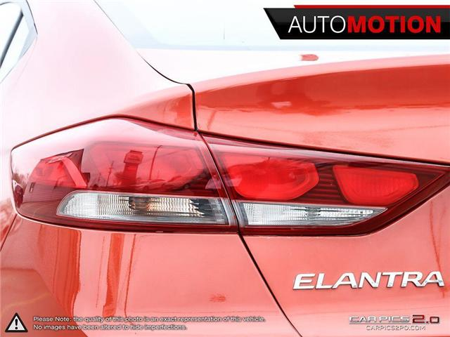2017 Hyundai Elantra Limited (Stk: 181175) in Chatham - Image 14 of 27
