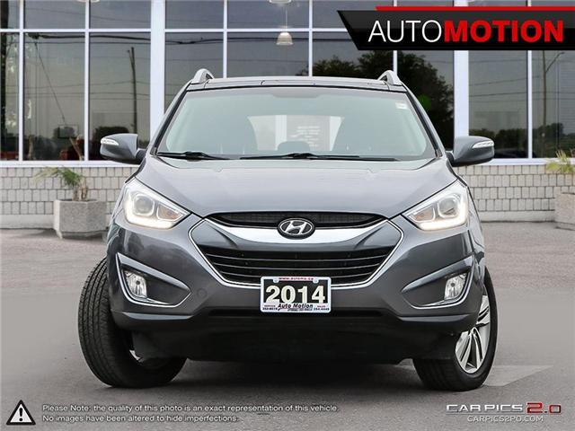 2014 Hyundai Tucson  (Stk: 181240) in Chatham - Image 2 of 27