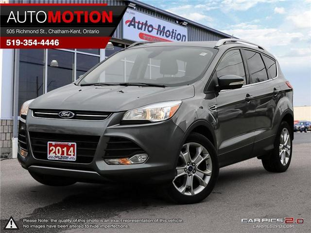 2014 Ford Escape Titanium (Stk: 181234) in Chatham - Image 1 of 27