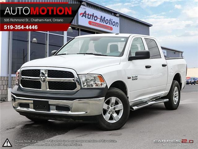 2017 RAM 1500  (Stk: 181235) in Chatham - Image 1 of 27