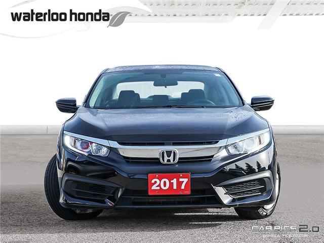 2017 Honda Civic LX (Stk: U4885) in Waterloo - Image 2 of 28