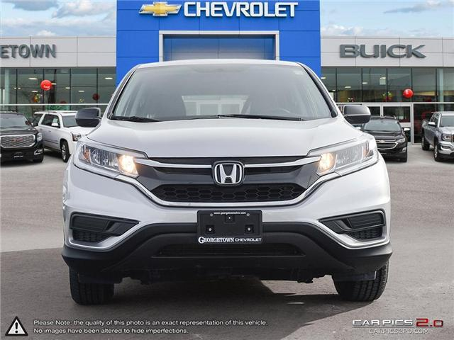 2016 Honda CR-V LX (Stk: 28687) in Georgetown - Image 2 of 27