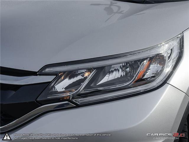 2016 Honda CR-V LX (Stk: 28687) in Georgetown - Image 10 of 27
