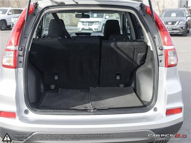 2016 Honda CR-V LX (Stk: 28687) in Georgetown - Image 11 of 27