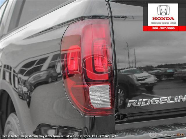 2019 Honda Ridgeline Sport (Stk: 19313) in Cambridge - Image 11 of 24