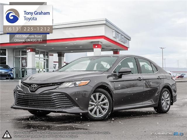 2019 Toyota Camry XLE (Stk: 57554) in Ottawa - Image 1 of 29