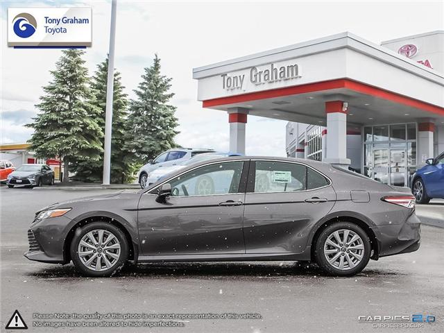 2019 Toyota Camry XLE (Stk: 57554) in Ottawa - Image 3 of 29