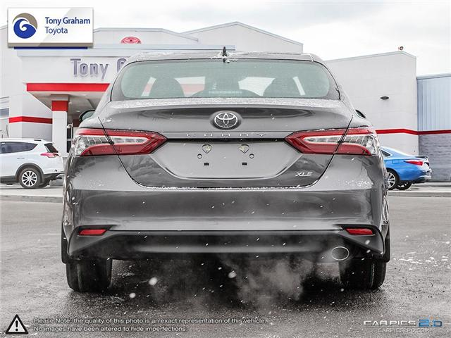 2019 Toyota Camry XLE (Stk: 57554) in Ottawa - Image 5 of 29