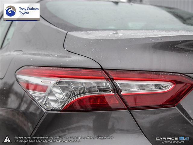 2019 Toyota Camry XLE (Stk: 57554) in Ottawa - Image 12 of 29
