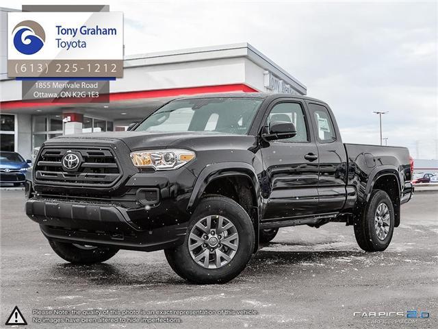 2019 Toyota Tacoma SR+ (Stk: 57566) in Ottawa - Image 1 of 26