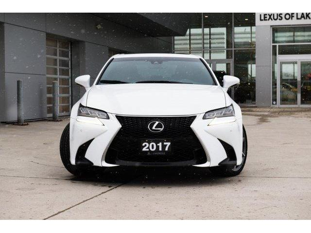 2017 Lexus GS 350 Base (Stk: L18144A) in Toronto - Image 2 of 29
