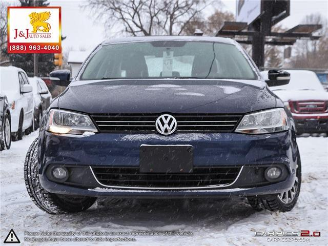 2014 Volkswagen Jetta 2.0 TDI Highline (Stk: J18121) in Brandon - Image 2 of 27