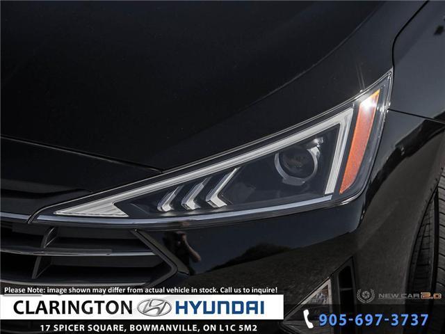 2019 Hyundai Elantra Preferred (Stk: 18896) in Clarington - Image 10 of 24