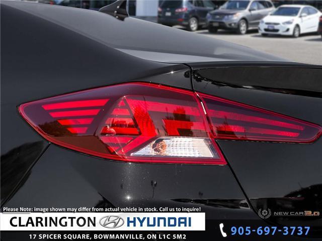 2019 Hyundai Elantra Preferred (Stk: 18896) in Clarington - Image 11 of 24