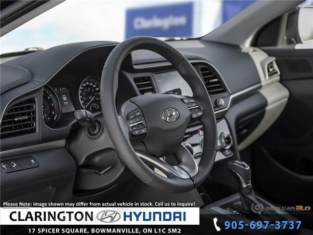 2019 Hyundai Elantra Preferred (Stk: 18896) in Clarington - Image 12 of 24