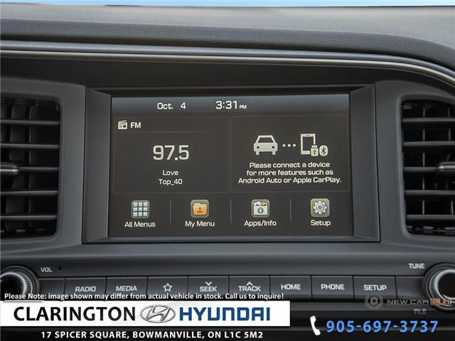 2019 Hyundai Elantra Preferred (Stk: 18896) in Clarington - Image 19 of 24