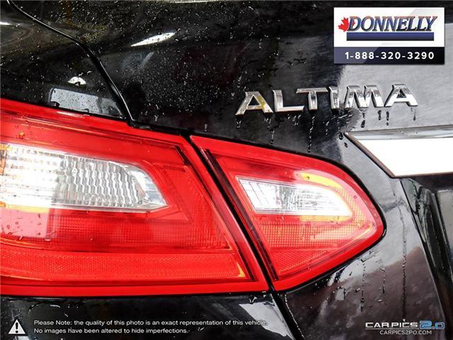 2017 Nissan Altima  (Stk: PLDUR5967) in Ottawa - Image 11 of 28