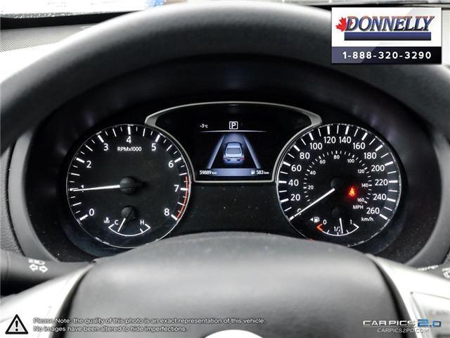 2017 Nissan Altima  (Stk: PLDUR5967) in Ottawa - Image 15 of 28