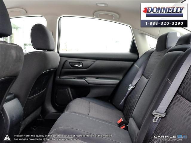 2017 Nissan Altima  (Stk: PLDUR5967) in Ottawa - Image 24 of 28