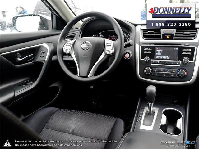 2017 Nissan Altima  (Stk: PLDUR5967) in Ottawa - Image 25 of 28