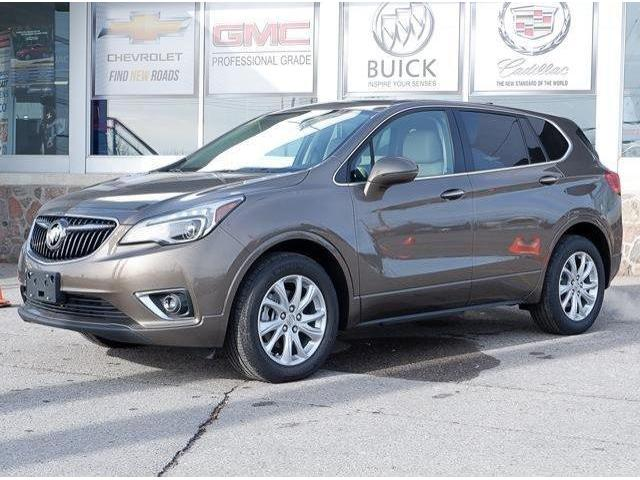 2019 Buick Envision Preferred (Stk: 19063) in Peterborough - Image 1 of 3