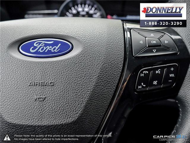 2018 Ford Explorer XLT (Stk: PLDUR5949) in Ottawa - Image 19 of 28