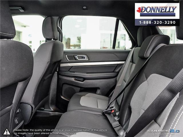 2018 Ford Explorer XLT (Stk: PLDUR5949) in Ottawa - Image 26 of 28