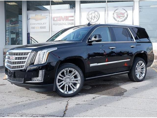 2019 Cadillac Escalade Premium Luxury (Stk: 19216) in Peterborough - Image 2 of 4