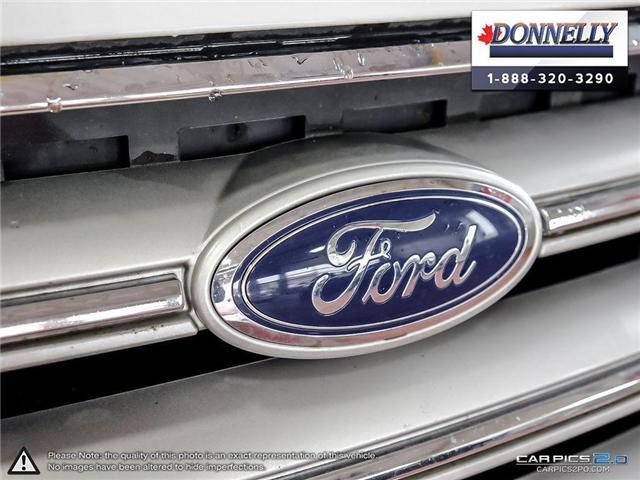 2018 Ford Escape SE (Stk: PLDU5942) in Ottawa - Image 8 of 28