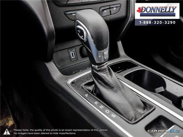 2018 Ford Escape SE (Stk: PLDU5942) in Ottawa - Image 19 of 28