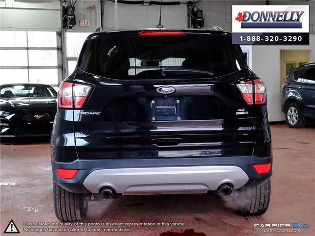 2018 Ford Escape SE (Stk: PLDU5939) in Ottawa - Image 5 of 28