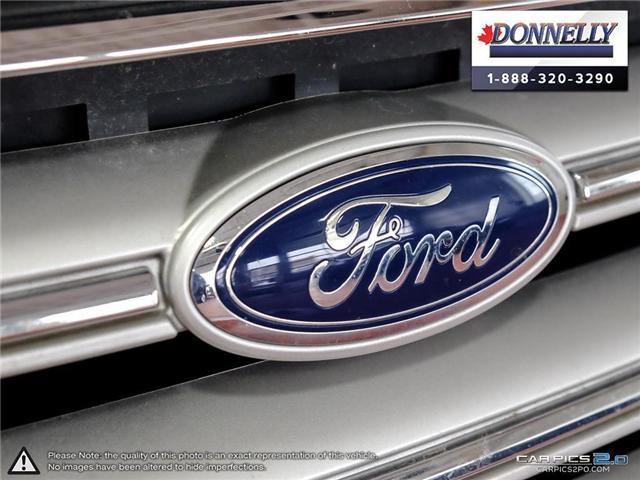 2018 Ford Escape SE (Stk: PLDU5939) in Ottawa - Image 8 of 28