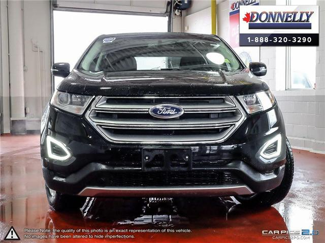 2018 Ford Edge SEL (Stk: PLDUR5916) in Ottawa - Image 2 of 28