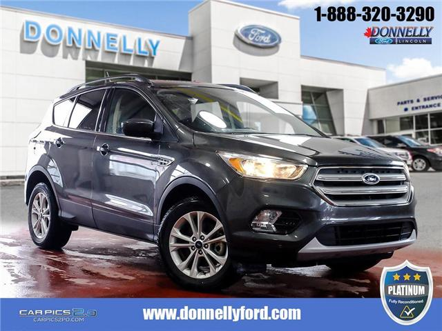 2018 Ford Escape SE (Stk: PLDU5941) in Ottawa - Image 1 of 28