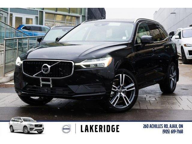 2019 Volvo XC60 T6 Momentum (Stk: V0271) in Ajax - Image 1 of 30