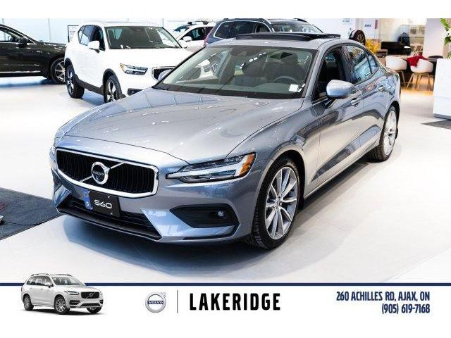 2019 Volvo S60 T6 Momentum (Stk: V0282) in Ajax - Image 1 of 29