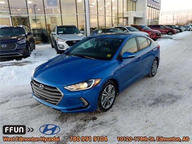 2018 Hyundai Elantra GLS (Stk: E4220) in Edmonton - Image 2 of 24