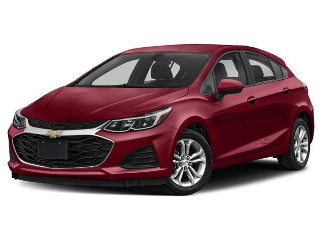 2019 Chevrolet Cruze LT (Stk: 9559764) in Scarborough - Image 1 of 9