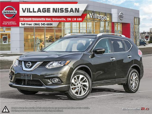 2015 Nissan Rogue SL (Stk: 80910A) in Unionville - Image 1 of 27